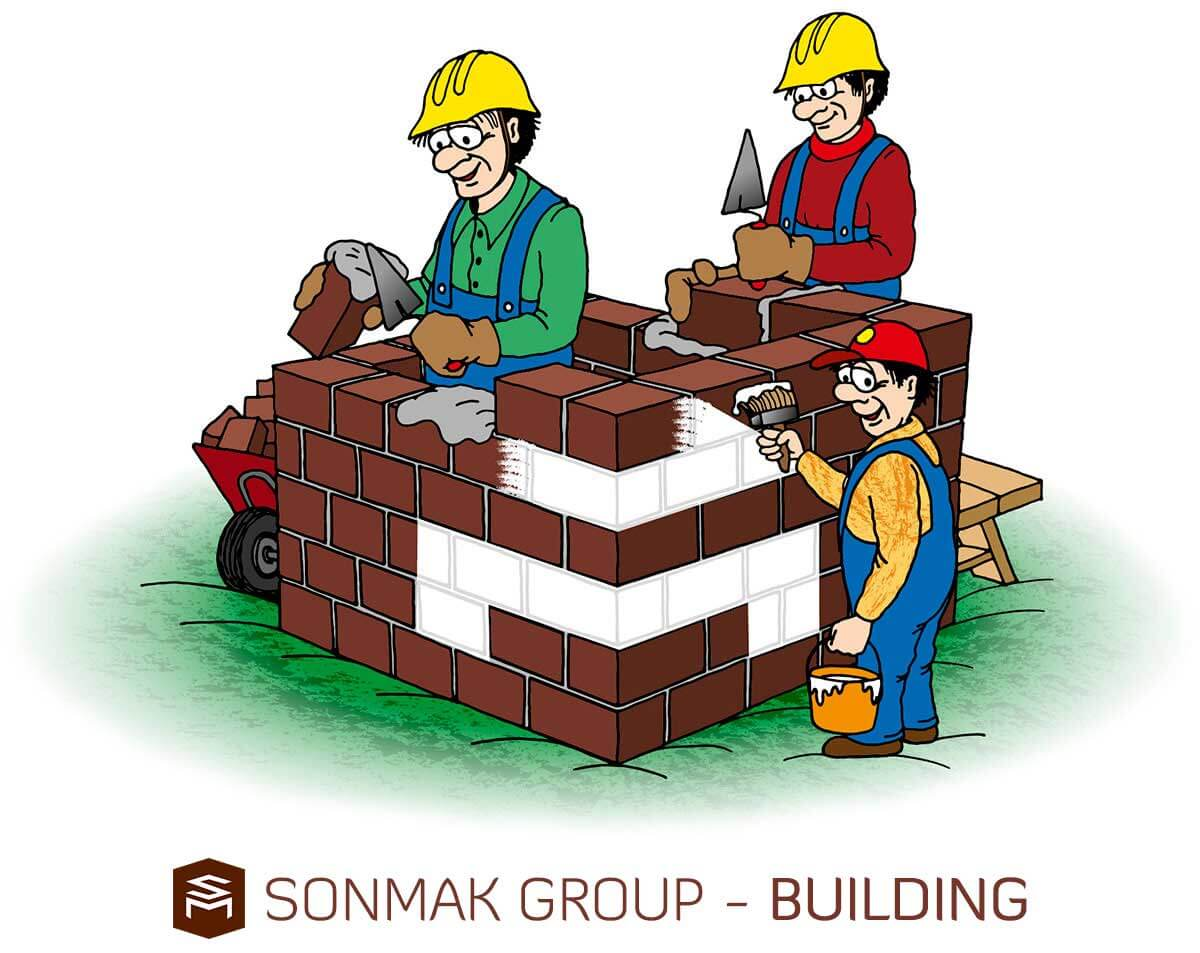 Sonmak Group building
